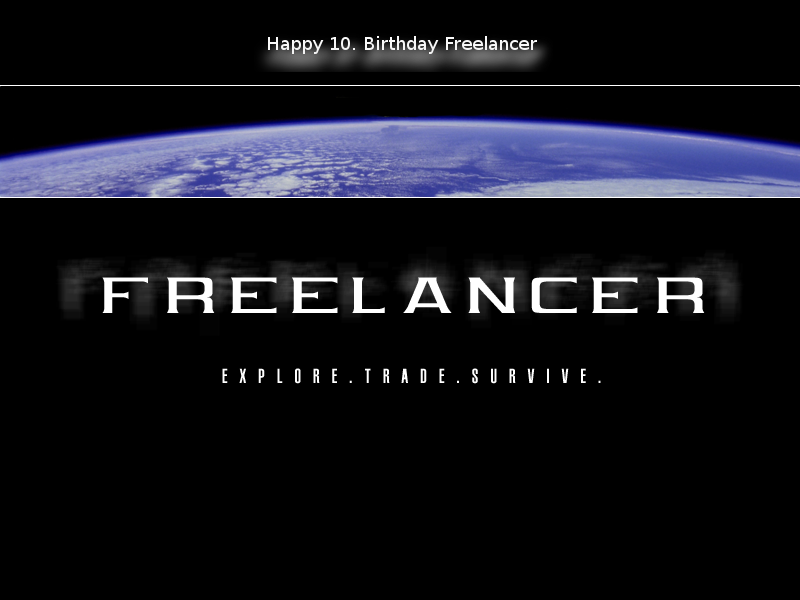 Happy Birthday Freelancer